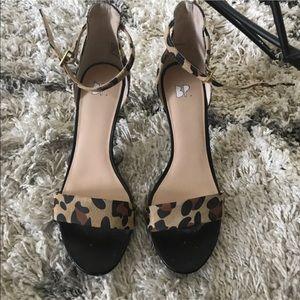 BP Leopard Heels